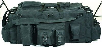 Voodoo Tactical Mojo Load-out Bag With Backpack Straps in Black, 15-968501000