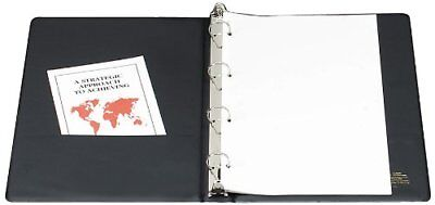 Avery 4 Ring Vinyl Legal Binder - Legal - 8.50 X 14 - 375 Sheet Ave06120