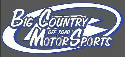 Big Country Motorsports
