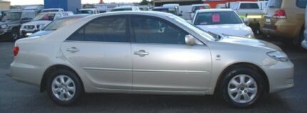 2005 Toyota Camry ACV36R MY06 Altise Limited Silver 5 Speed Manual Sedan