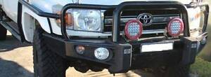 Landcruiser 70 79 Series GXL Steel Bull AND Brush Bar 2007 onward Northbridge Willoughby Area Preview