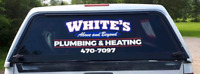 Whites Above & Beyond Plumbing & Heating Ltd
