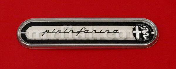 Alfa Romeo Spider Radio Blanking Plate New