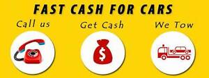 WE PAY CASH FOR ALL UNWANTED CARS VANS UTES TRUCKS Ashfield Ashfield Area Preview