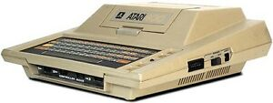 Atari 400 With Game and Tape Drive!