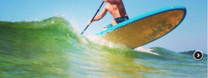 STAND UP PADDLE PRIVATE SUPLOVE PADDLES, GEARS $650 ALL MODELS