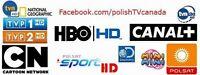 POLISH TV LIVE & VOD, TVP,POLSAT,TVN,SPORTS,MOVIES,LIVE CHANNELS