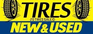 JS TIRES | USED/BRAND NEW TIRES SALE! (USED RIMS) *FREE INSTALL* 647-531-4181 WHEELS ALIGNMENT REPAIR  AVAILABLE