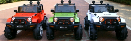 12 volt children Ride on Jeep
