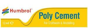 Humbrol-12ml-Poly-Cement-Tube-for-plastic-model-kits-Airfix