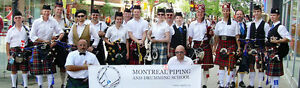 Bagpipes and Drumming Lessons - Cours de Cornemuse et Tambour West Island Greater Montréal image 3