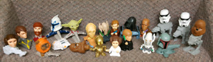 Nice collection of Star Wars toys