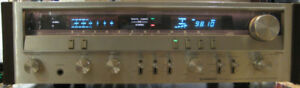 Pioneer SX-820 receiver 45 Watts Per Channel Into 8 ohms