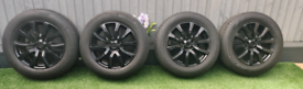 Land rover Evoque, discovery sport wheels