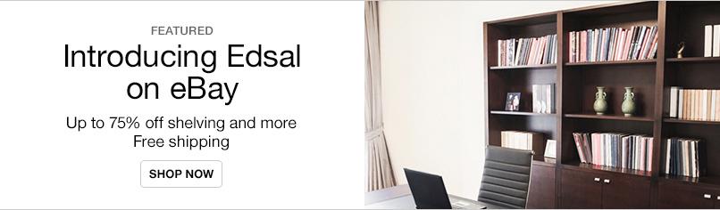 Welcome Edsal on eBay
