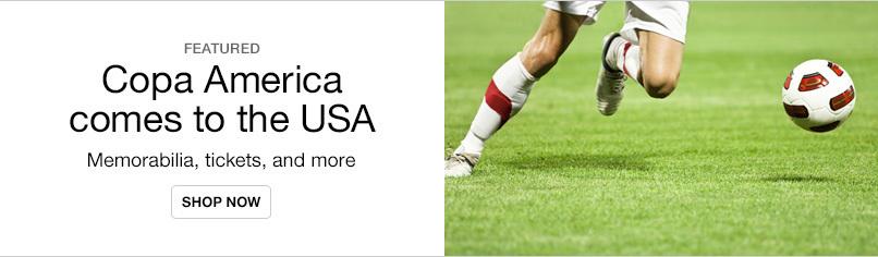 Copa America Comes to the USA