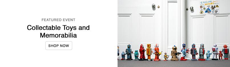 Collectable Toys & Memorabilia