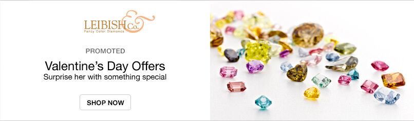 Leibish & Co Loose Diamonds: Valentine's Day Offers
