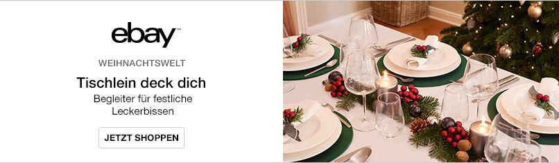 Tischlein deck dich festlich