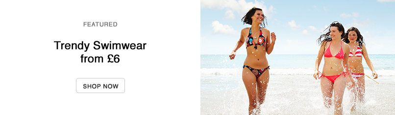 Women's Selected Clothing: Swimwear