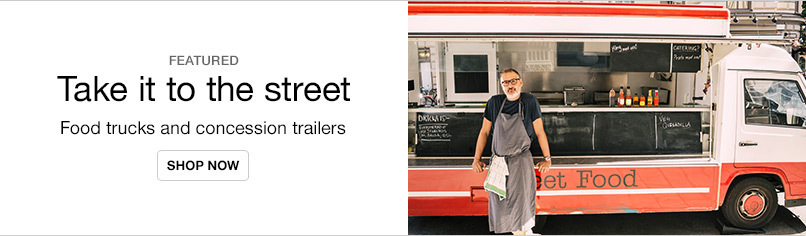 Food Trucks and Concession Trailers