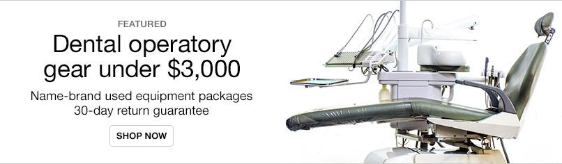 Dental Operatory Gear Gear Under $3000