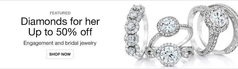 Sparkling Diamond Jewelry