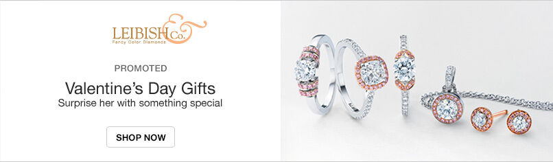 Leibish & Co Diamond Rings: Valentine's Day Offers