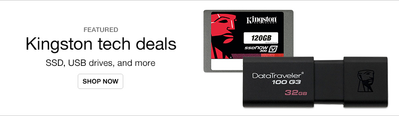 Kingston Tech Deals