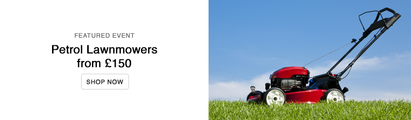 Petrol Lawnmowers from £150