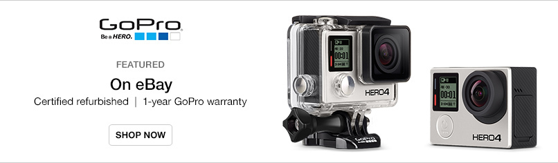 GoPro Refurbished