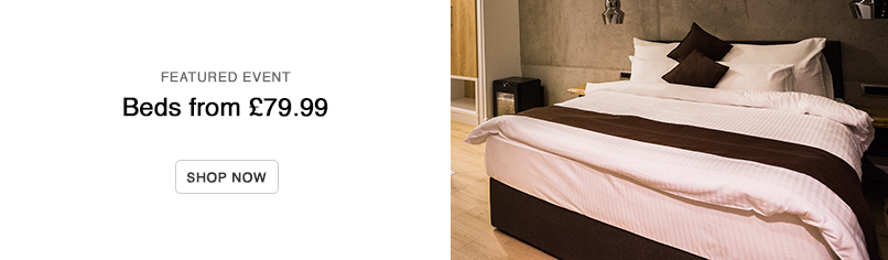 Beds from £79.99