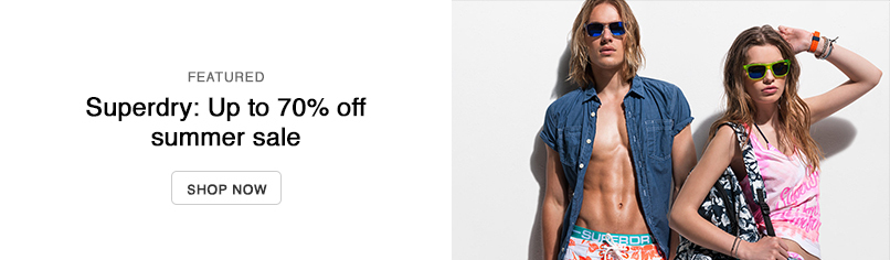 Superdry Summer Sale