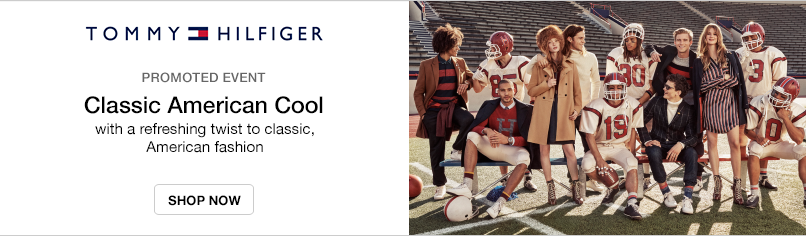 Tommy Hilfiger: Classic American Cool