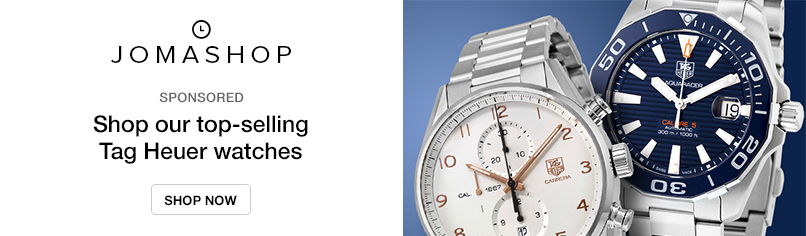 Jomashop: Shop our top-selling Tag Heuer mens watches