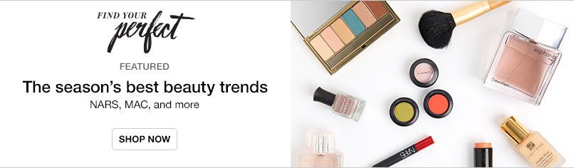 The Season's Best Beauty Trends