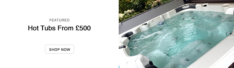 Hot Tubs Under £500