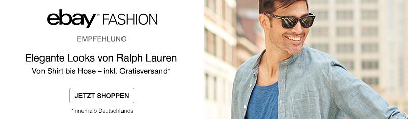 Ralph Lauren und weitere Top Marken