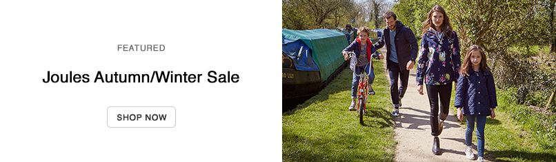 Joules AW16 Mid Season Sale