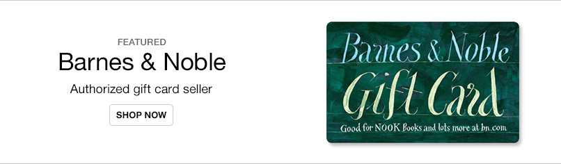 VP_Gift Cards- Barnes and Noble
