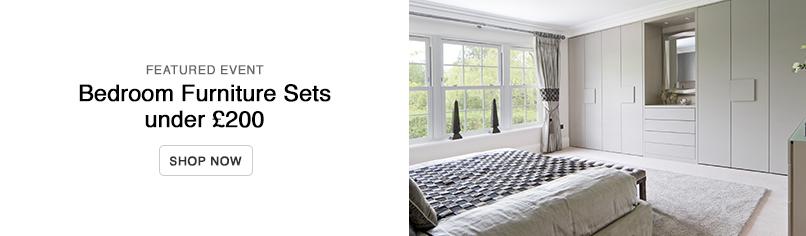 Bedroom Furniture Sets under £200