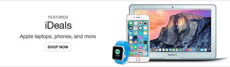 Top Deals from Apple