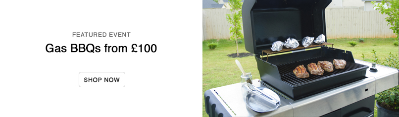 Gas BBQs from £100
