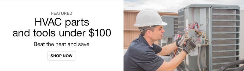 HVAC Parts & Tools Under $100