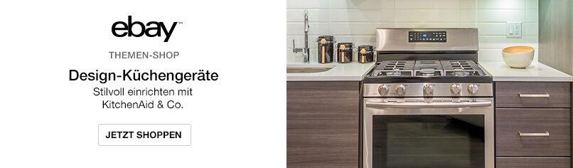 Design-Küchengeräte entdecken
