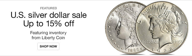 US Silver Dollar Sale