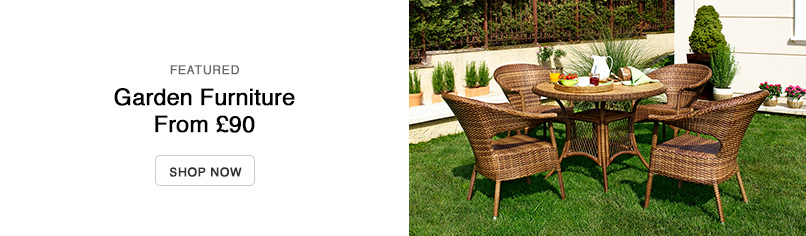 Garden Furniture from £90