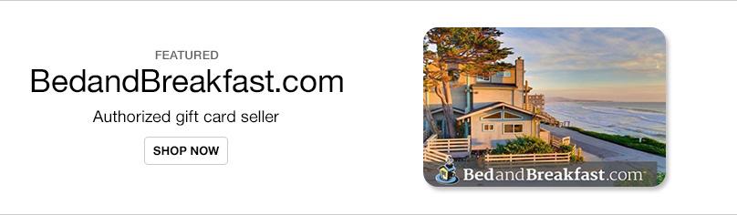 VP_Gift Cards- Bedandbreakfast.com