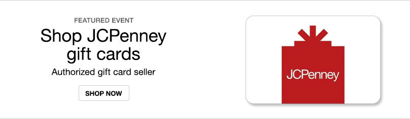 Gift Cards - JCPenney