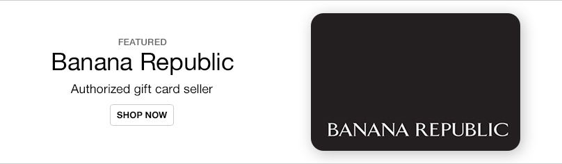 VP_Gift Cards- Banana Republic